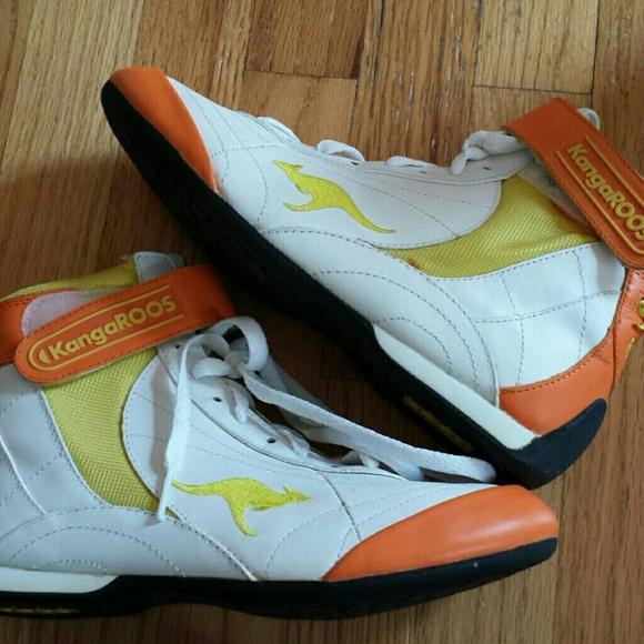 kangaroo shoes high tops